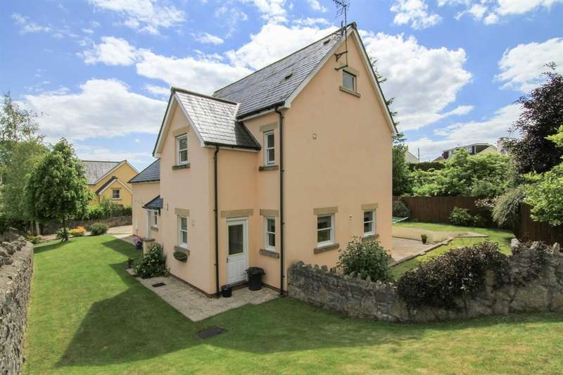 5 Bedrooms Detached House for sale in The Vines, Colwinston, Cowbridge