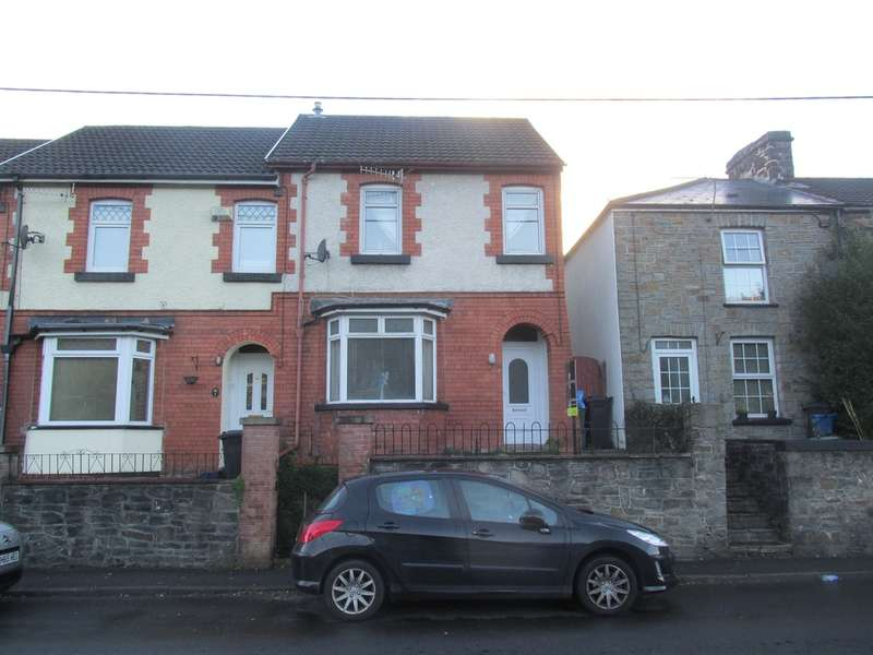 2 Bedrooms End Of Terrace House for sale in Westbourne Place, Troedyrhiw, Merthyr Tydfil