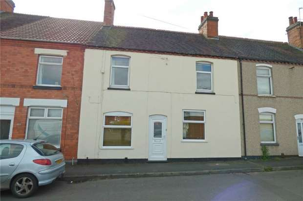 3 Bedrooms Terraced House for sale in Bridge Street, Coton, Nuneaton, Warwickshire