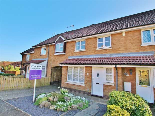 4 Bedrooms Terraced House for sale in Radipole Road, Canford Heath, POOLE, Dorset