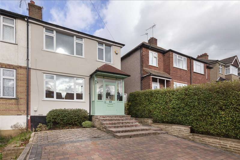 4 Bedrooms Semi Detached House for sale in Banstead Road, Caterham, Surrey