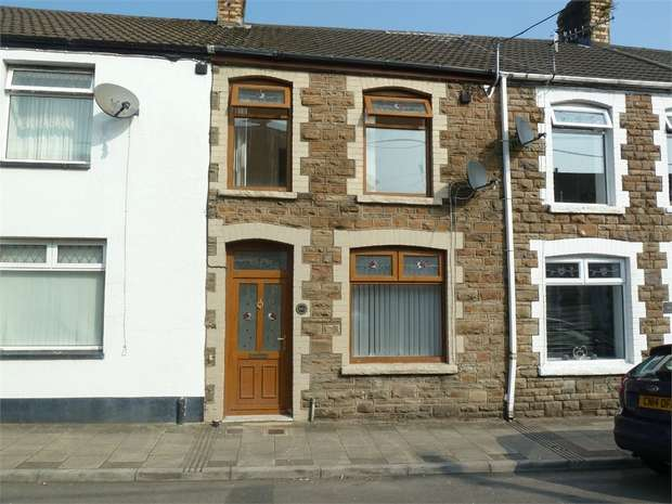 3 Bedrooms Terraced House for sale in Maiden Street, Cwmfelin, Maesteg, Mid Glamorgan