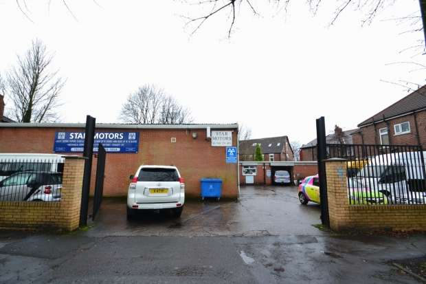 Garages Garage / Parking for sale in Birch Hall Lane Longsight, M13 0xz Manchester