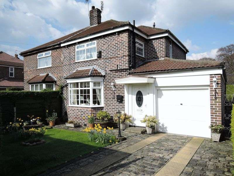 3 Bedrooms Semi Detached House for sale in Parkbrook Road, Manchester