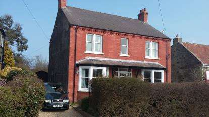 4 Bedrooms Detached House for sale in The Lane, Mickleby, Saltburn-By-The-Sea, North Yorkshire