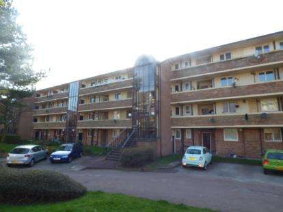 1 Bedroom Flat for sale in Minster Court, Liverpool, Merseyside, L7