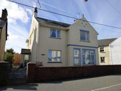 6 Bedrooms Detached House for sale in Lon Uchaf, Morfa Nefyn, Pwllheli, Gwynedd, LL53