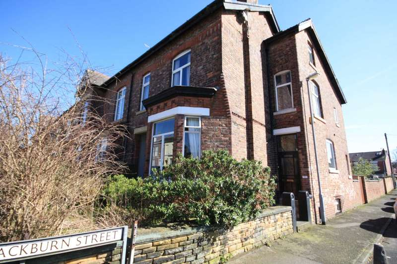 4 Bedrooms End Of Terrace House for sale in Whittaker Lane, Prestwich