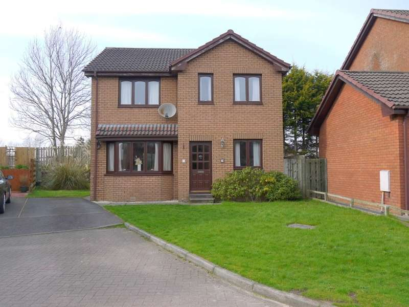 5 Bedrooms Detached House for sale in Whittle Road, Ayr, KA8