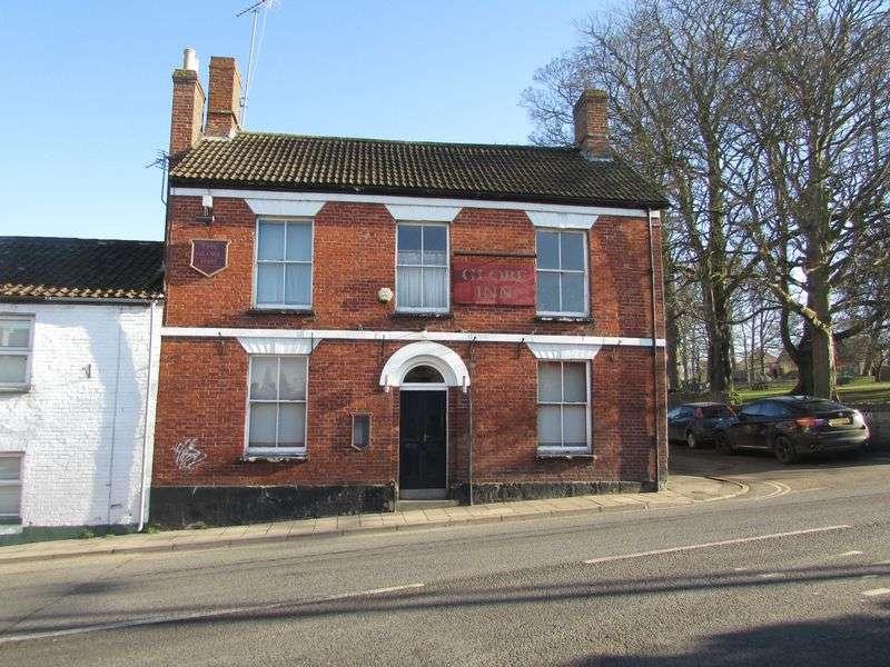 3 Bedrooms Commercial Property for sale in The Globe Inn, Glastonbury