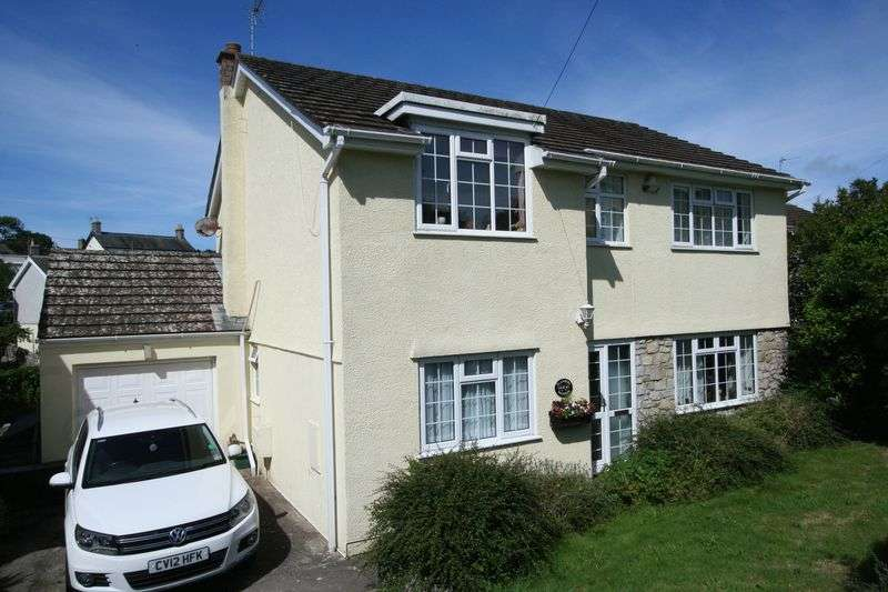 4 Bedrooms Detached House for sale in Flanders Meadow, Llantwit Major