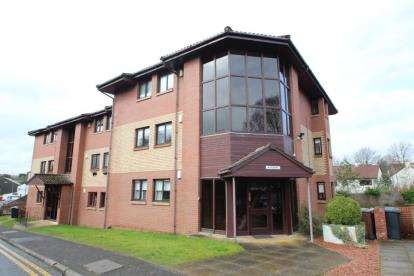 2 Bedrooms Flat for sale in Waterside, Field Road, Busby, East Renfrewshire