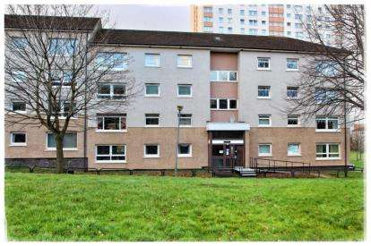 3 Bedrooms Flat for sale in St. Mungo Avenue, Glasgow