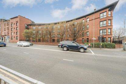 1 Bedroom Flat for sale in Bellgrove Street, Glasgow