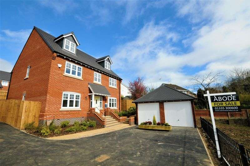 5 Bedrooms Detached House for sale in Plot 43 The Denby, Ashbourne