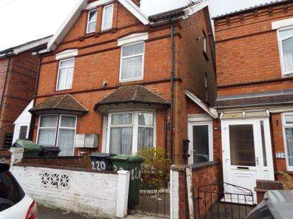 3 Bedrooms Semi Detached House for sale in Mount Pleasant, Redditch, Worcestershire
