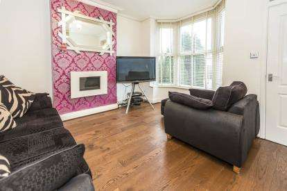 3 Bedrooms Terraced House for sale in Lansdowne Road, Lansdowne, Worcester