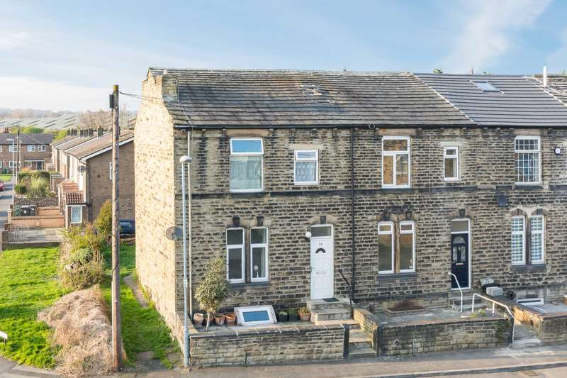 3 Bedrooms End Of Terrace House for sale in Thornton Rd, Dewsbury
