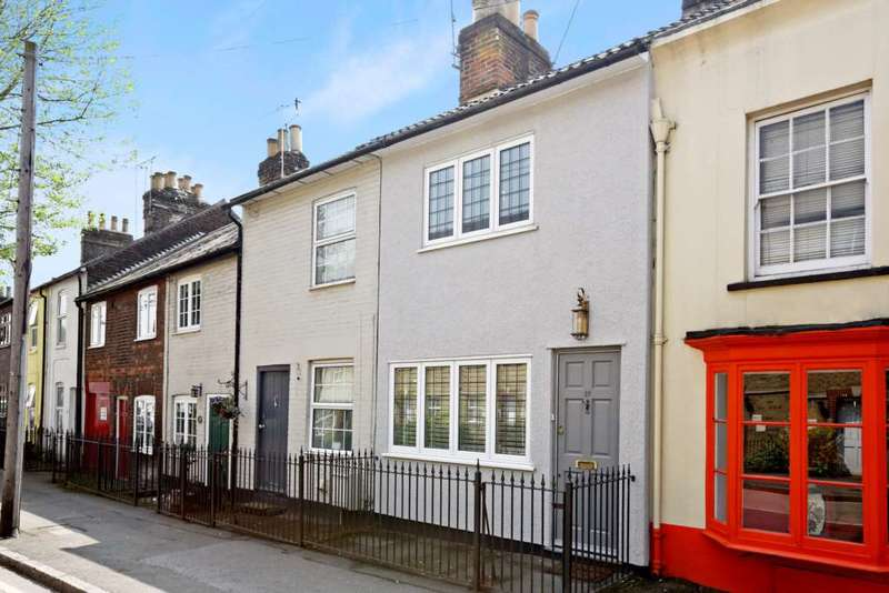 3 Bedrooms Terraced House for sale in High Street, Berkhamsted