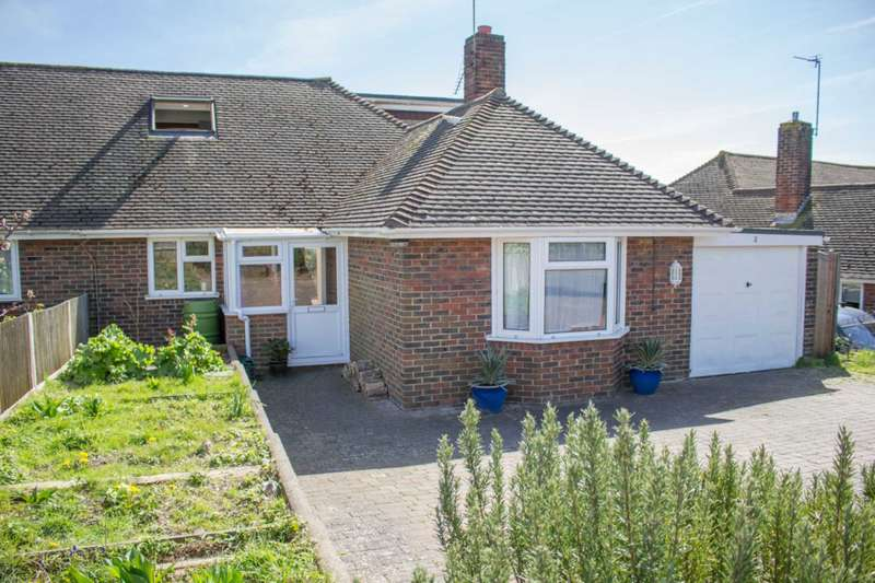 5 Bedrooms Semi Detached House for sale in Clare Road, Lewes