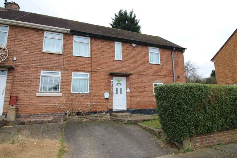 3 Bedrooms Semi Detached House for sale in Perkyn Road, Thurnby Lodge
