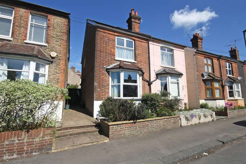 4 Bedrooms Semi Detached House for sale in Frenches Road, Redhill