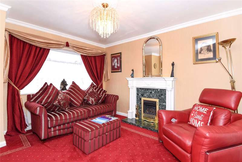 3 Bedrooms House for sale in Wynchgate, Harrow, Middlesex, HA3