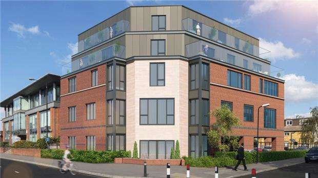 1 Bedroom Apartment Flat for sale in Lansdowne Avenue, Slough