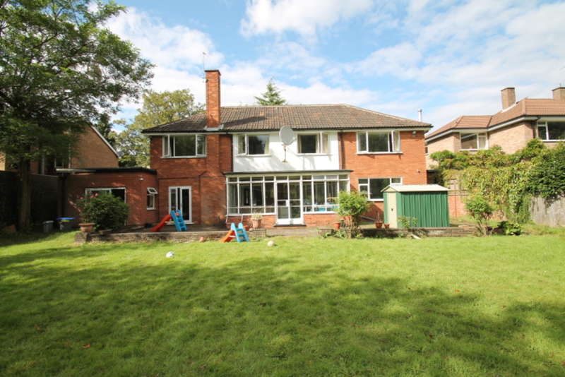 5 Bedrooms Detached House for sale in Heaton Drive, Edgbaston, B15 3LW