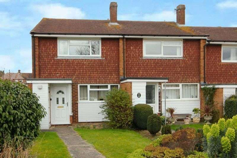 2 Bedrooms Terraced House for sale in Old Vicarage Gardens, Markyate ***NO UPPER CHAIN***