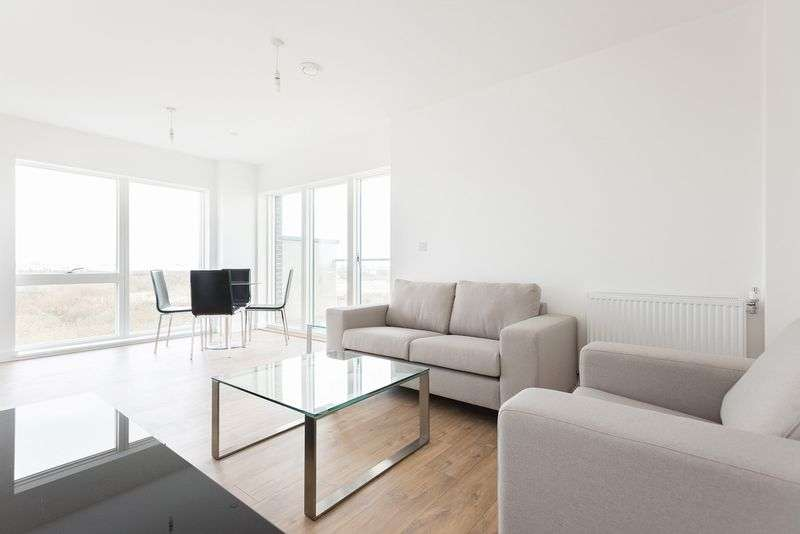 1 Bedroom Flat for sale in Bawley Court, Magellan Boulevard, London