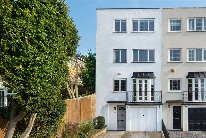 4 Bedrooms End Of Terrace House for sale in Crescent Road, Kingston upon Thames, KT2