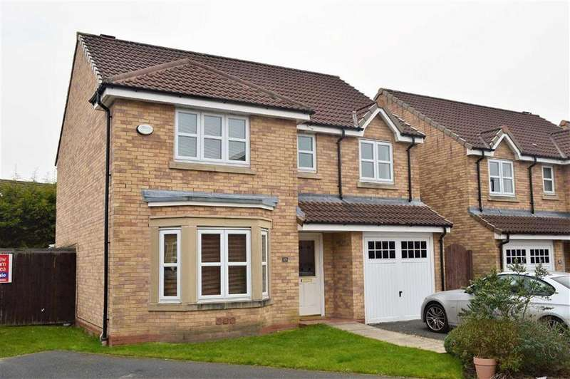 4 Bedrooms Detached House for sale in Hogarth Drive, Prenton, CH43