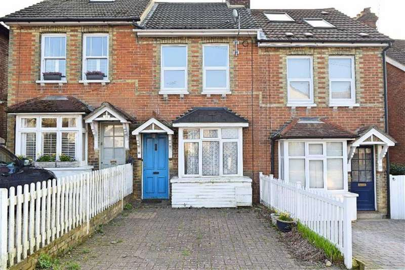 2 Bedrooms Terraced House for sale in Quakers Hall Lane, Sevenoaks, TN13
