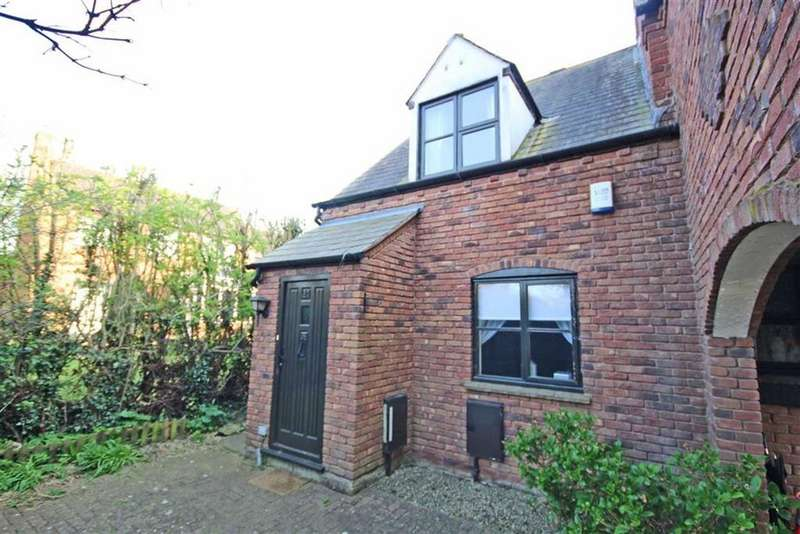 2 Bedrooms End Of Terrace House for sale in Farriers Reach, Bishops Cleeve, Cheltenham, GL52