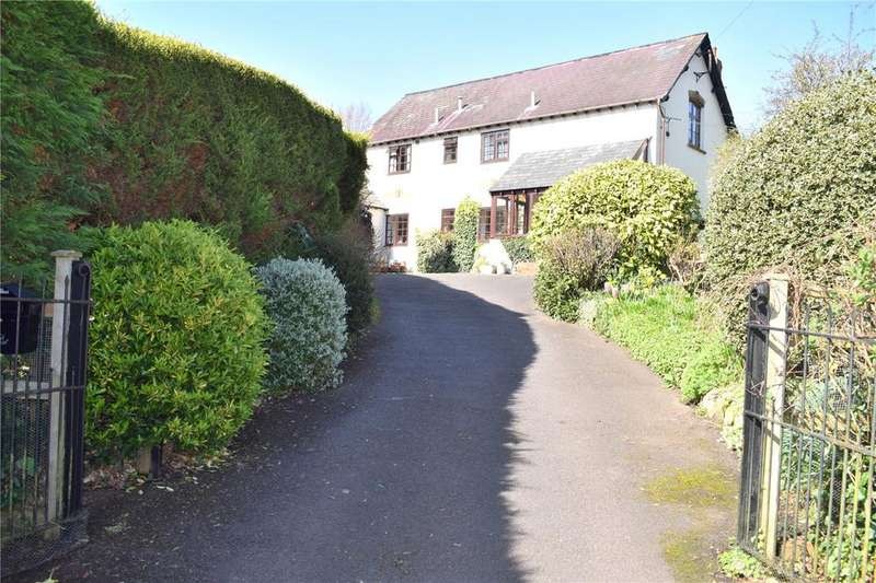 4 Bedrooms Detached House for sale in Shipton Lane, Burton Bradstock, Bridport, Dorset