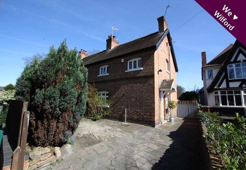3 Bedrooms Semi Detached House for sale in Ruddington Lane, Nottingham, Nottinghamshire, NG11