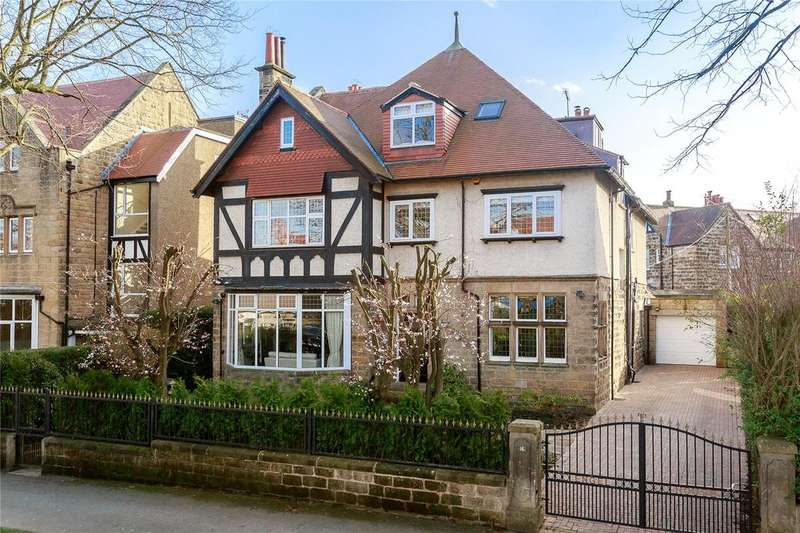 6 Bedrooms Detached House for sale in Langcliffe Avenue, Harrogate, North Yorkshire