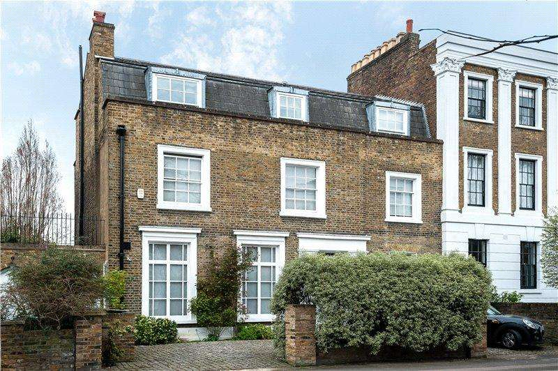 6 Bedrooms House for sale in Groveway, Stockwell, London, SW9