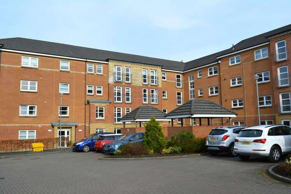 2 Bedrooms Flat for sale in 3/1, 35 St. Helens Gardens, Shawlands, Glasgow, G41 3DG