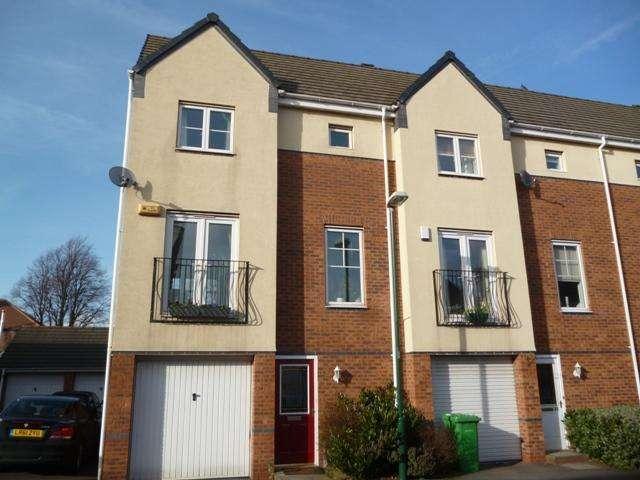 3 Bedrooms Semi Detached House for rent in Serif Close, Carrington, Nottingham, NG5 1QQ
