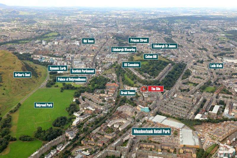 Residential Development Commercial for sale in Abbey Mount, Edinburgh, Midlothian