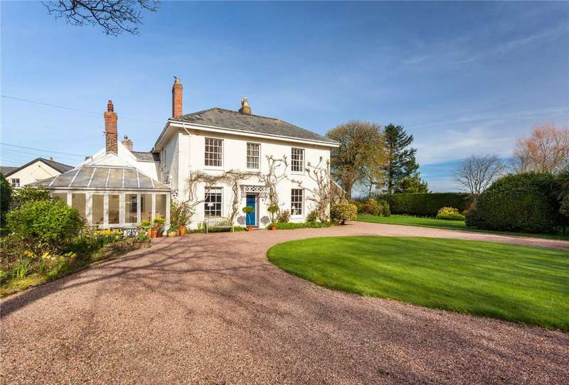 6 Bedrooms Detached House for sale in North Road, High Bickington, Devon, EX37