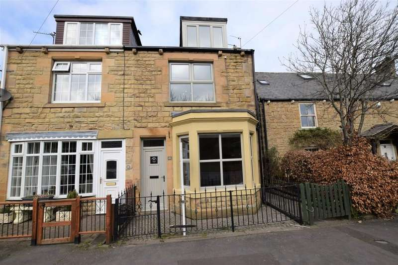3 Bedrooms Terraced House for sale in Station Road, Beamish, Stanley