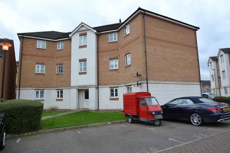 2 Bedrooms Apartment Flat for sale in Columbia Road, Broxbourne, EN10