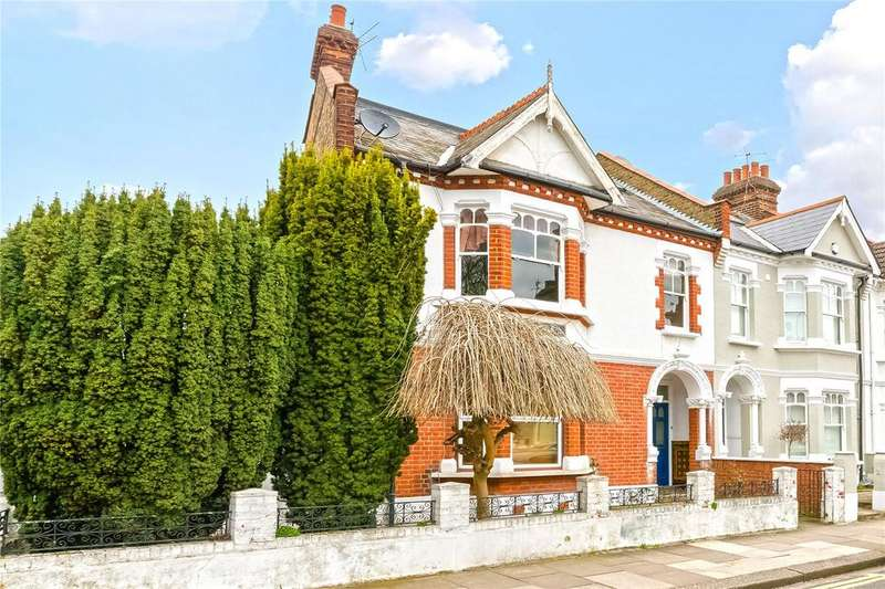 3 Bedrooms Flat for sale in Harbord Street, Bishops Park, Fulham, SW6