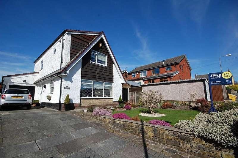 3 Bedrooms Detached House for sale in Gorsey Brow, Billinge, Wigan