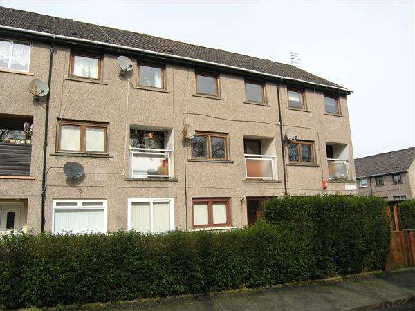3 Bedrooms Maisonette Flat for sale in Fernbrae Avenue, Rutherglen, Glasgow