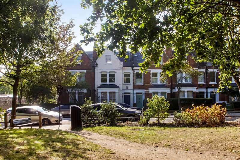 2 Bedrooms Flat for sale in Yerbury Road, London