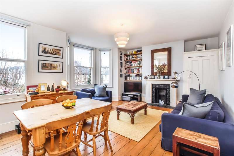2 Bedrooms Apartment Flat for sale in Mercers Road, London